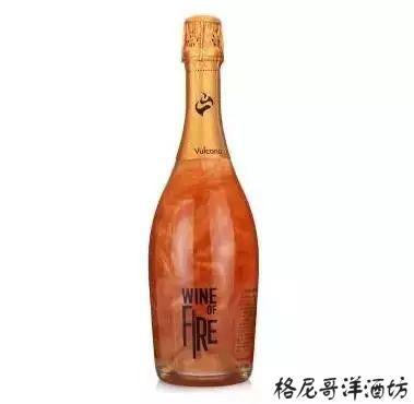 WINE OF FIRE 起泡酒